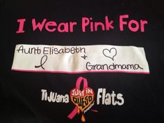 All @Tijuana Flats campaign proceeds will benefit @The Breast Cancer Research Foundation.  [Photo credit: Lommkay via instagram]  #BCRFCure #TijuanaPink #TijuanaFlats #BreastCancer #JustinQueso #IWearPinkFor #pinkribbon #pinktober #BreastCancerAwareness