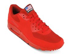 Nike air max 90 hyperfuse independence day #Nike #Walking