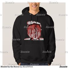 Blinded by the Horror Sweatshirt