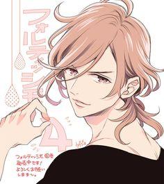 Boys Anime, Cute Anime Guys, Anime Love, Step Brothers, Twin Brothers, Anime Harem, Diabolik Lovers Ayato, Best Heroine, Brothers Conflict