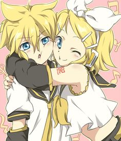 rin and len | Rin and Len Kagamine | Publish with Glogster!