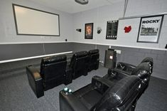 This superb home has its very own air conditioned Theatre and game room! Furnished with Theatre seating complete with cup holders. Take a seat, turn down the lights and enjoy a favourite movie on the huge wall mounted screen projected from an overhead projector! This great family room is further enhanced with a soft dart game, air hockey table and a game console! Not just any old game console but an Xbox 360 with Kinect!! How much fun can you get in one room?!!