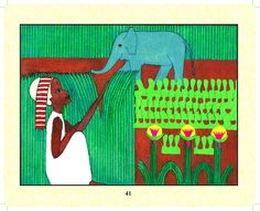 Memories of the Little Elephant Author and Illustrator - Nehprii Amenii. Published: 2008