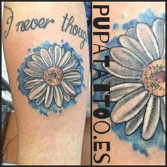 https://flic.kr/p/Lgpch5 | Tatuaje Margarita Pupa Tattoo Granada | by Marzia Instagram : instagram.com/pupa_tattoo/ Web: www.pupatattoo.es/ Citas: 958221280 #tattoo #tattoos #tatuaje #tatuajes #tattoogranada #ink #inked #inkaddict #timetattoo #tattooart #tattooartists