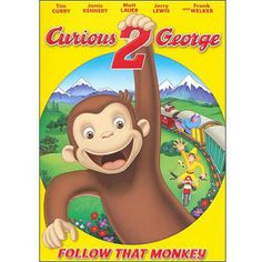 Curious George 2 The Movie Free Online. George embarks on a cross-country trip to reunite a baby elephant with her family. Top Movies, Movies To Watch, Family Movies, Disney Movies, Tim Kennedy, Friendship Songs, Baby Elefant, Cross Country Trip, Kino Film
