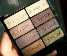 Beauty Broadcast: Black Radiance Downtown Browns Palette