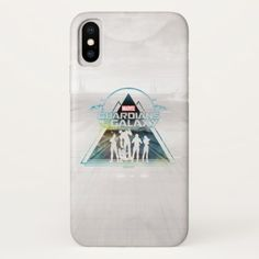 Guardians of the Galaxy | Triangle Outline Crew iPhone X Case - retro gifts style cyo diy special idea