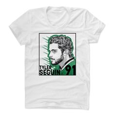 Tyler Seguin Legend G Dallas Officially Licensed Womens Scoop Neck S-XL