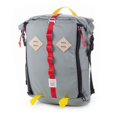 Roll Top Bag | Huckberry