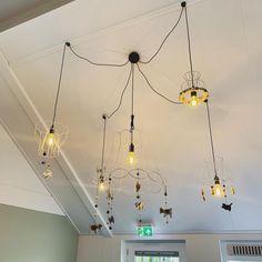 Chandelier, Van, Ceiling Lights, Lighting, Home Decor, Style, Swag, Candelabra, Decoration Home