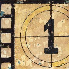 Movie Countdown Canvas Wall Art