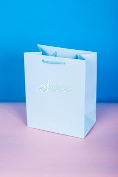 Marks & Bleed Fine Packaging - Sadelle's
