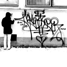 more one-line madness by Canser (@everytagcounts) . #kanser #handstyle #graffiti…