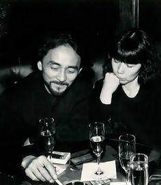Yohji & Rei; 1980′s