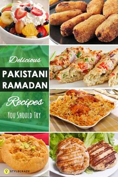 10 Delicious Pakistani Ramadan Recipes You Should Try is part of food-recipes - Did you ever taste Pakistani cuisine If not, then you have to try out these delicious Pakistani Ramadan recipes to experience one of the tastiest cuisines on the planet Healthy Ramadan Recipes, Ramadan Special Recipes, Healthy Recipes, Tofu Recipes, Chicken Recipes, Snack Recipes, Dessert Recipes, Snacks, Desserts