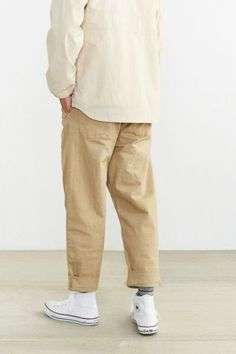 CPO Charles Pleated Pant - Urban Outfitters