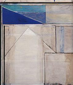 Richard Diebenkorn Ocean Park No.94, 1976