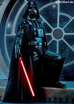 Star Wars: Darth Vader - Deluxe Figur http://spaceart.de/produkte/sw011.php