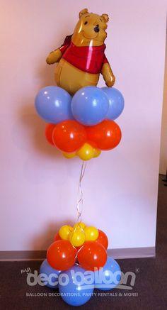 Balloon Decoration, My Deco Balloon Winnie the Pooh Balloon Decorations