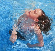 A arte da cor! » Laura Sanders amazing photorealistic paintings