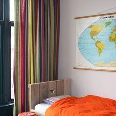 22 best Gordijnen images on Pinterest | Window coverings, Sheet ...