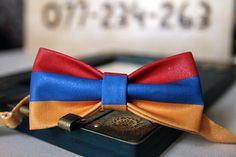 print bow tie, armenian bow tie, flag of Armenia bow tie, made in armenia, armfashion, papillion, man's bow tie, modern bow tie, flag by BowX on Etsy