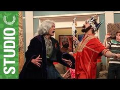 Couchville: Return of the King (and Queen) - Studio C - YouTube