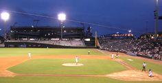 Baseball Grounds of Jacksonville, Jacksonville Suns.
