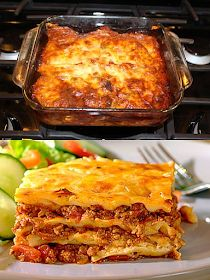 Fast Dinner Recipes, Fast Dinners, Gibanica Recipe, Bread Recipes, Cooking Recipes, Serbian Recipes, Food To Make, Food And Drink, Yummy Food