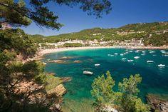 Los mejores lugares de España para siesta, como Llafranc - 'SiestaTour