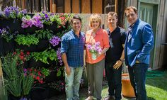 Home & Family - Vertical gardening w/Jamie Durie