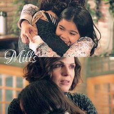 MILLS // Regina & Lucy