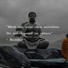 Work out your own salvation...