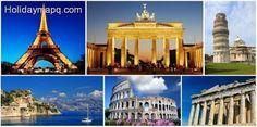 cool Popular vacation destinations