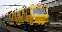 werktreinen - Meettrein Eurorailscout Work Train, Train Rides, Vehicles, Dutch, Dutch Language, Car, Vehicle, Tools