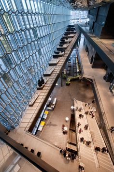 Iceland - Reykjavik - Harpa Interior 12_DSC4642 | The atrium… | Flickr - Photo Sharing!