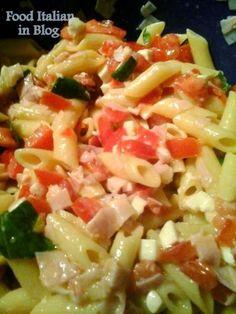 Food Italian in Blog: Insalata di Pasta