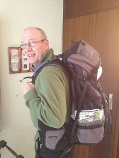 Ready for departure of my second attempt to walk the camino all the way from Somport; 880km tot Santiagode Compostela.