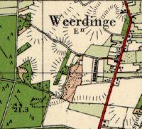 Foto Historisch Emmen Weerdinge Paasweg