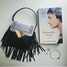 #SaraBattaglia Sara Battaglia: #ilovemyclients Cuite bag @magdajagnicka  #cutiebag#itbag#musthave#sarabattaglia #minibag