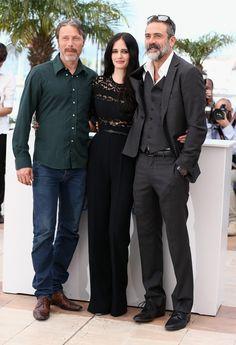 Eva Green_The Salvation Cast