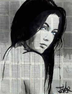 "Saatchi Art Artist LOUI JOVER; Drawing, ""own"" #art"