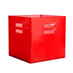 Red Plastic Cube by iCube 12.5x12.5x12.5 (31.8x31.8x31  sc 1 st  Pinterest & 21 best Red Cube images on Pinterest | Child room Cube and Kids ...