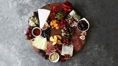 Cheese and Charcuterie boards can be intimidating, but we're here to simplify it and turn you into entertainer of the year. Our easy how-to will walk you through all the steps to making the most beautiful board you ever did see! New Recipes, Cooking Recipes, Favorite Recipes, Cheese Twists, Fruit Preserves, Dried Figs, Meat And Cheese, Coconut Curry, Charcuterie Board