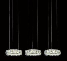 Milan LED Light Chandelier