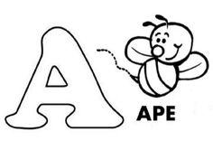 Mammaviò: scarica l'alfabeto da colorare