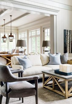 House tour: Country casual cottage - Style At Home