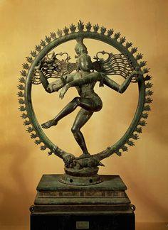 Shiva as Nataraja, or Lord of the Dance (Naltuani Isvaram Temple, Punjai,India, Tantra, Hindu Statues, Shiva Statue, Lord Of The Dance, Nataraja, Hindu Art, Lord Shiva, Sacred Art, Bronze Sculpture
