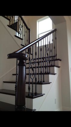 Iron Staircase Ideas