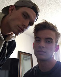 Austin and Aaron Rhodes